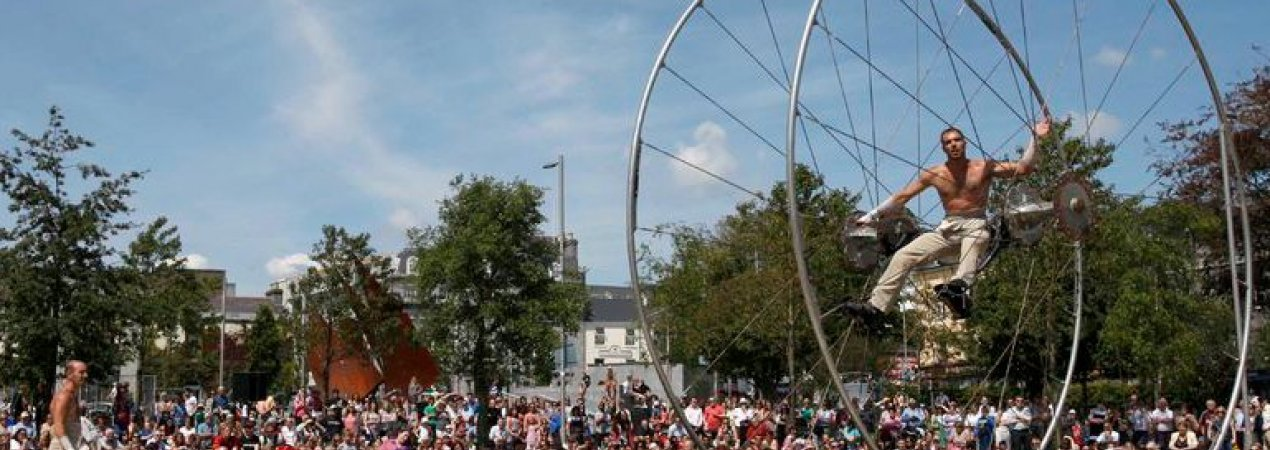 Family Events at Galway Arts Festival
