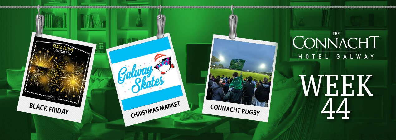 Galway Connacht Hotel Leisure Family Time Sport Connacht Rugby 2e541ac333