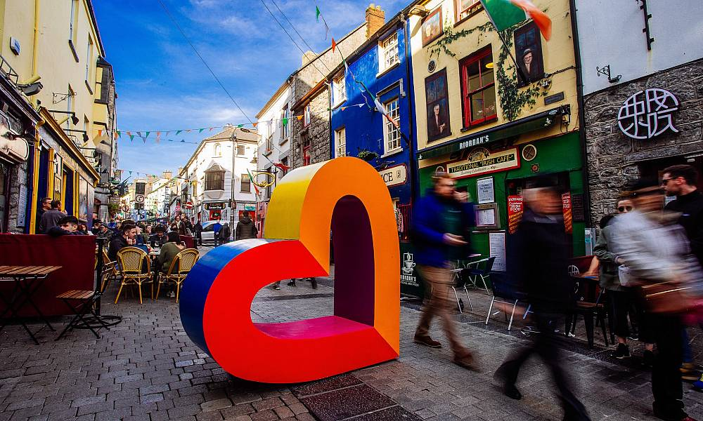 Free fun in Galway City (With images) | Galway city, Galway