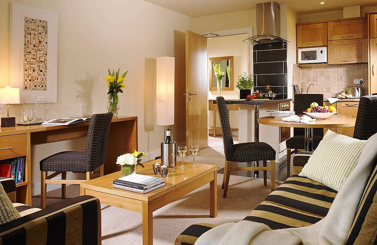 Self Catering Apartments Galway Hotel Apartments Ireland
