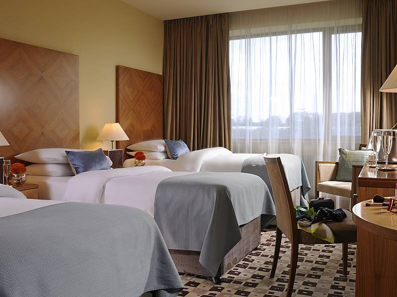 Rooms: Superior Triple Room