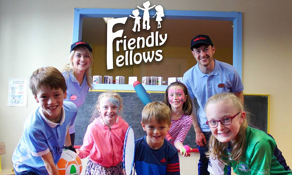 The Friendly Fellows Team are waiting to Welcome you.