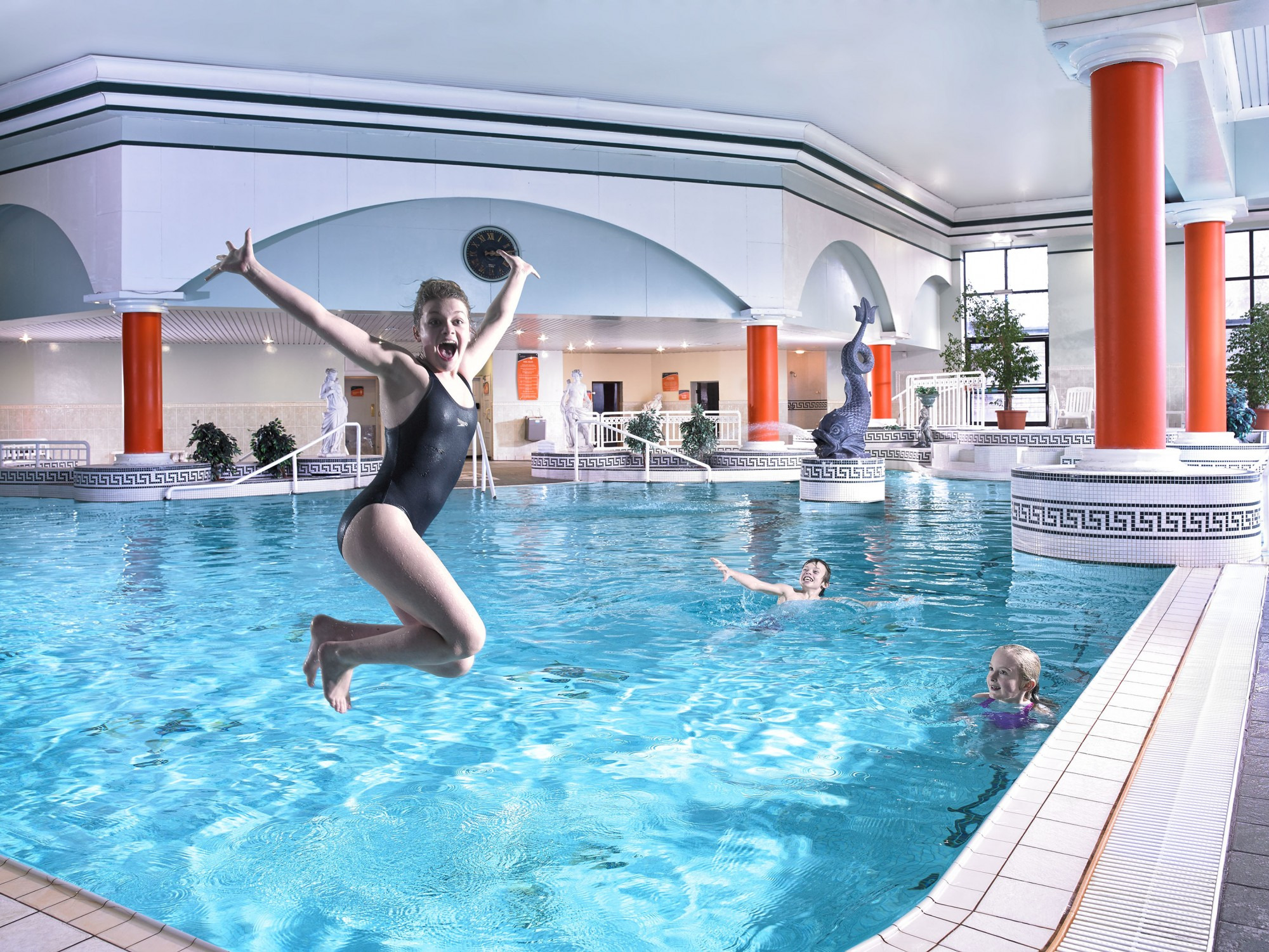 Family breaks ireland the connacht hotel galway for Galway hotels with swimming pool