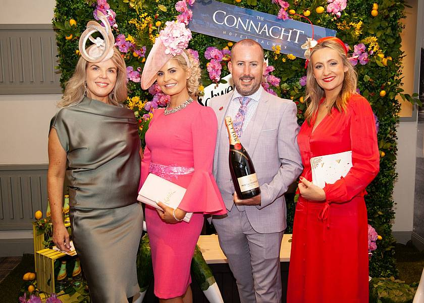 Press: The best fashion, food, and good causes from race week with the Connacht Hospitality Group